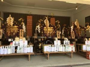 浅草神社 宮神輿