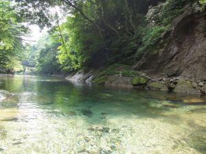 那須 木の俣川