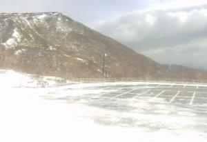 那須岳 峠の茶屋駐車場